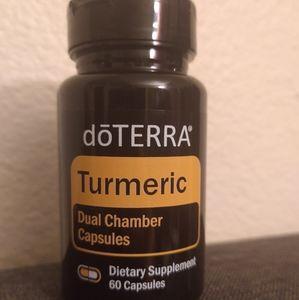 Turmeric Dual Chamber Capsules - READ Details